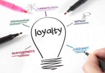 build customer loyalty